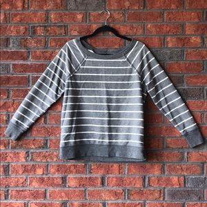 (NWOT) Aerie Off Shoulder Sweatshirt